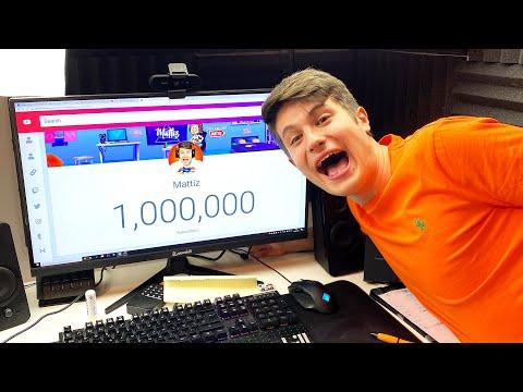 SPECIALE 1 MILIONE DI ISCRITTI!!