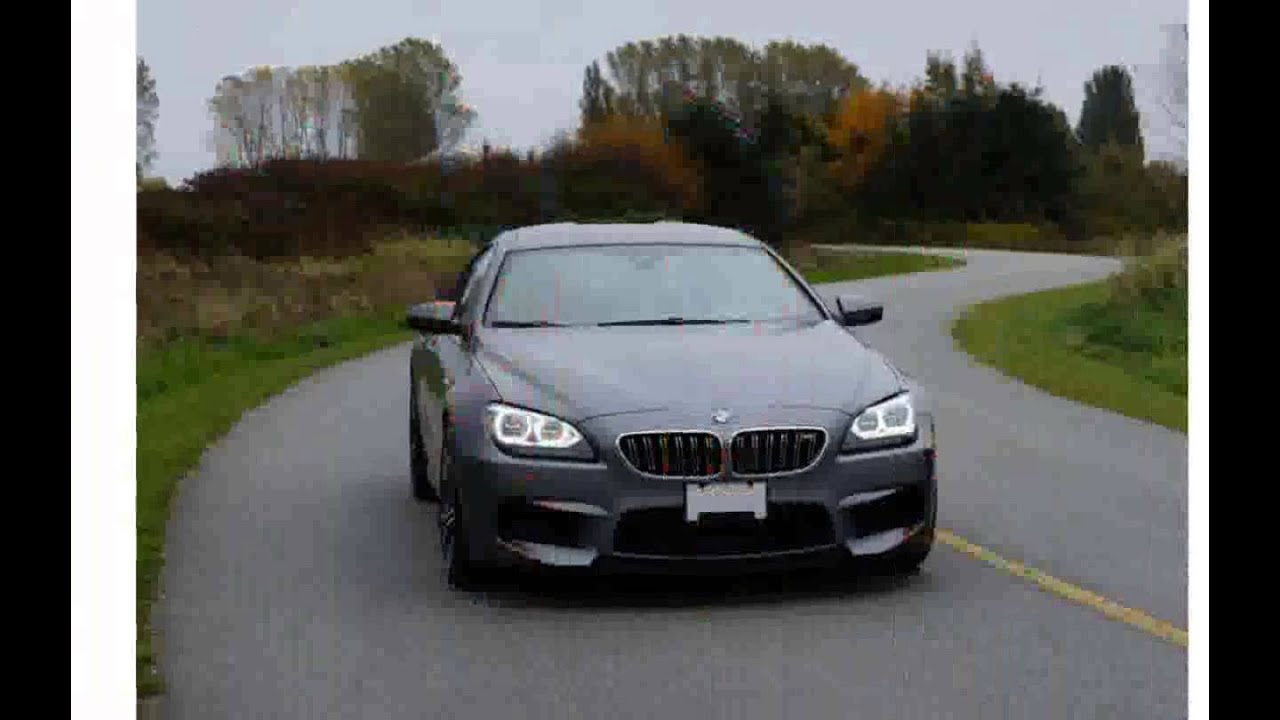 2014 BMW M6 Gran Coupe Competition Pack  YouTube