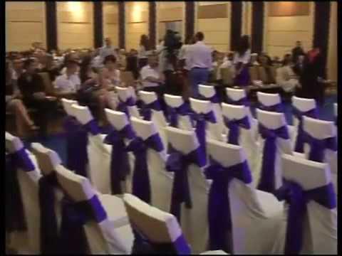 UNYT Graduation Ceremony 2013 Live Streaming Version