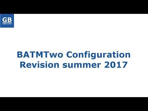 BATMTwo Bitcoin ATM Configuration Summer 2017