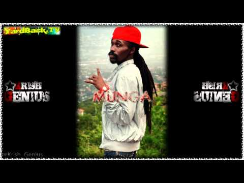 Munga - Party Hard {Overproof Riddim} Aug 2011