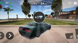Ultimate Car Driving Simulator #66 |  Dodge Challenger 2019 | Android GamePlay FHD