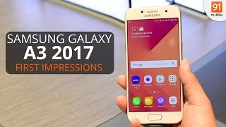 Samsung Galaxy A3 2017 vs iPhone 7 , Which is Fastest? Galaxy A3 2017 wont break the bank - http://a.