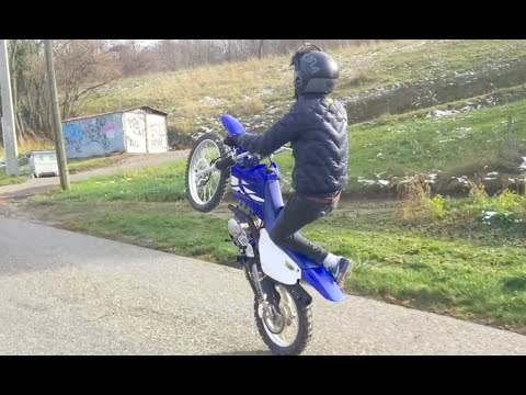 125 Ttr La Moto Qu Il Vous Faut