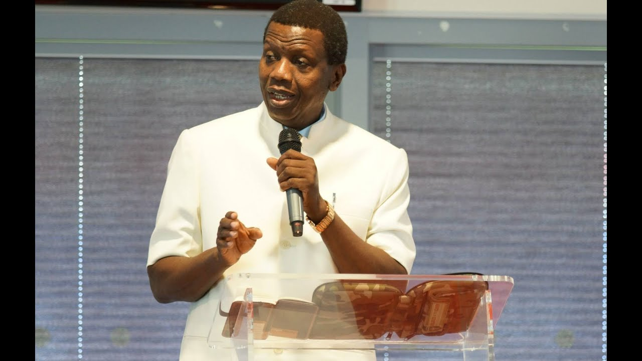 48HRS AFTER DONALD TRUMP'S VICTORY - PASTOR ADEBOYE DROPS STATEMENT AGAIN ST SHADY MEN OF GOD
