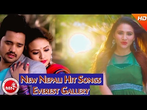 Everest Gallery | New Nepali Hit Songs Collection 2073 | VIDEO Jukebox Vol - 2 Ft.Sanam Kathayat