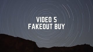 VIDEO 5 CONTOH FAKEOUT BUY