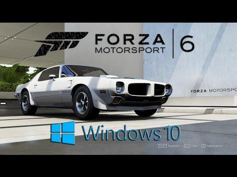 Forza Motorsport 6: APEX (Windows 10), day race, Muscle car. Дневная гонка на маслкарах #1