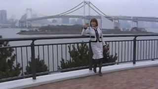 Crossdresser Megu ( In Odaiba of Tokyo No.1)   Doovi