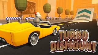 Turbo Dismount - ТРЮКИ И ПРИКОЛЫ (Жесть)