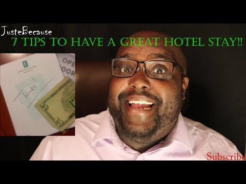 7 tips to do during/after you check-in to your Hotel Room (2018)