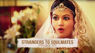 STRANGERS TO SOULMATES - Akancha & Saurabh Trailer