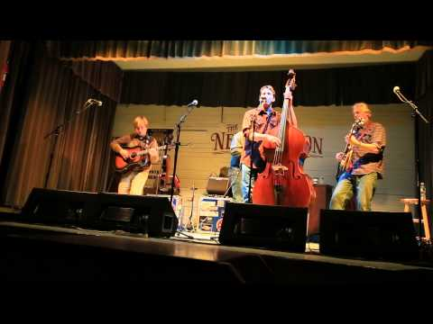 """Frank Solivan and Dirty Kitchen performing """"Wild Unknown"""" at the Nelson Odeon"""