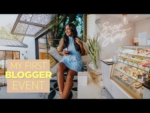My First Blogger Event | Kendra Scott Flagship In Austin, TX
