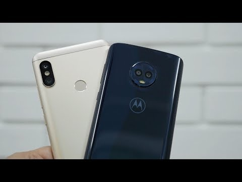 Moto G6 Plus Smartphone Unboxing & Overview