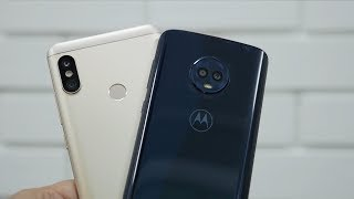 Best Mid-Range Smartphone Camera Moto G6 vs Redmi Note 5 Pro