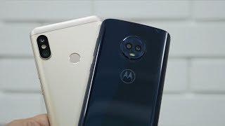 Best Mid Range Smartphone Camera Moto G6 vs Redmi Note 5 Pro