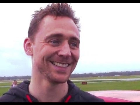 What kind of driver would Loki be? Tom Hiddleston | Top Gear | Series 21 | Behind the Scenes