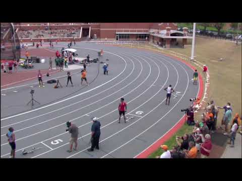 Men's 4x100 - Tennessee Relays
