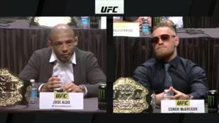 Conor Mcgregor Go Big Campaign - UFC 194