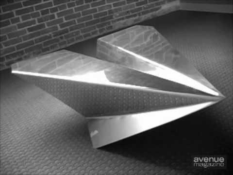 Avenue Magazine Calgary Design Contest Winner: Alumajet by Len Reimer