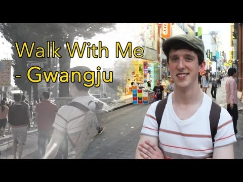 Walk With Me - Gwangju (with @fizzylimon)
