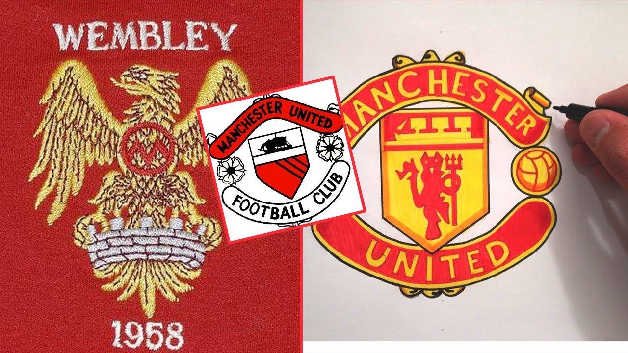 Man United và 5 lần đổi logo lịch sử