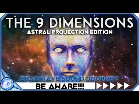 BE AWARE : MOST POWERFUL ASTRAL PROJECTION MUSIC / OUT OF BODY / VERY POWERFUL BINAURAL BEATS