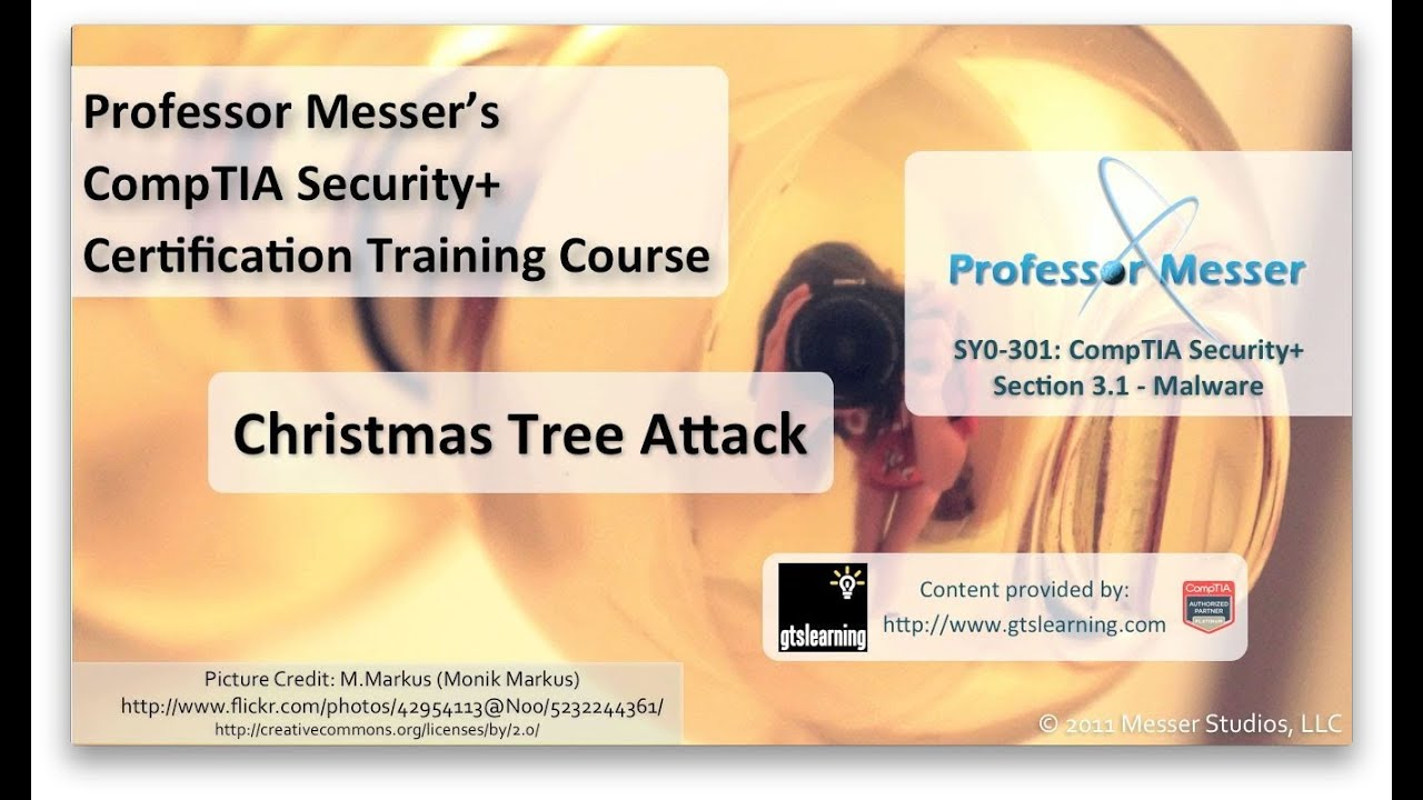 Understanding The Christmas Tree Attack Comptia Security Sy0 301