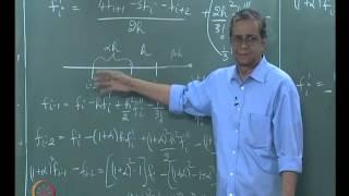 Mod-01 Lec-08 Finite differences, Laplace equation