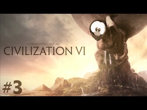 Civilization VI #3 : Nobody Expects the Spanish Inquisition