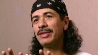 Miles Davis interview with Carlos Santana