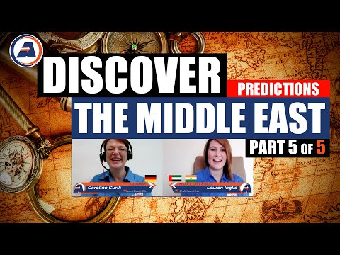 Discover The Middle East Part 5 with Arpin Group