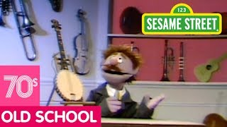Sesame Street: The Sound Man Buys a Trumpet