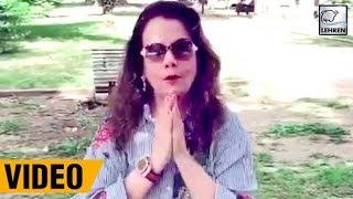 Veteran Actress Mumtaz Shuts Her Demise Rumors | LehrenTV