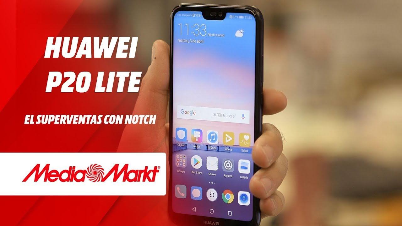 Smartphone Libre Media Markt Review Huawei P20 Lite Que Tiemble La Gama Media