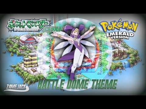 Pokémon Emerald: Battle Dome Remix