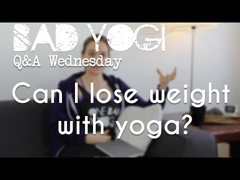 Q&A: Can l Lose Weight With Yoga?