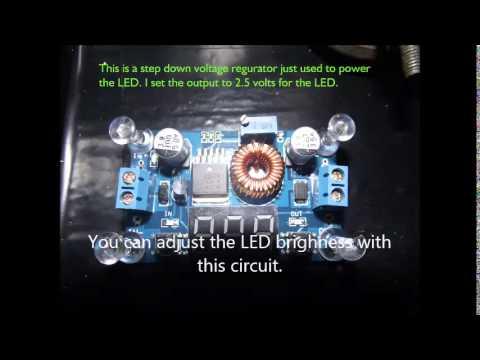 Diy Automatic Solar Charge Controller Doovi
