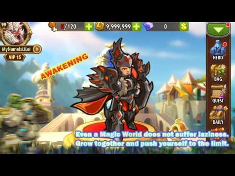 play Magic Rush: Heroes on pc & mac