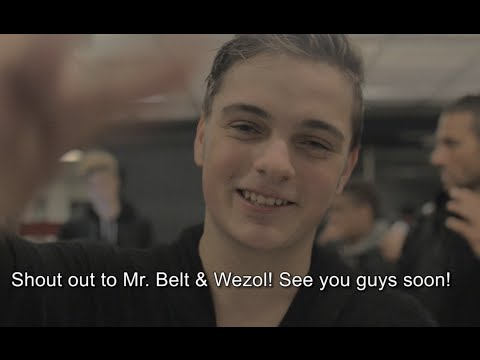 mr belt & wezol tour