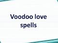 how to cast voodoo love spells