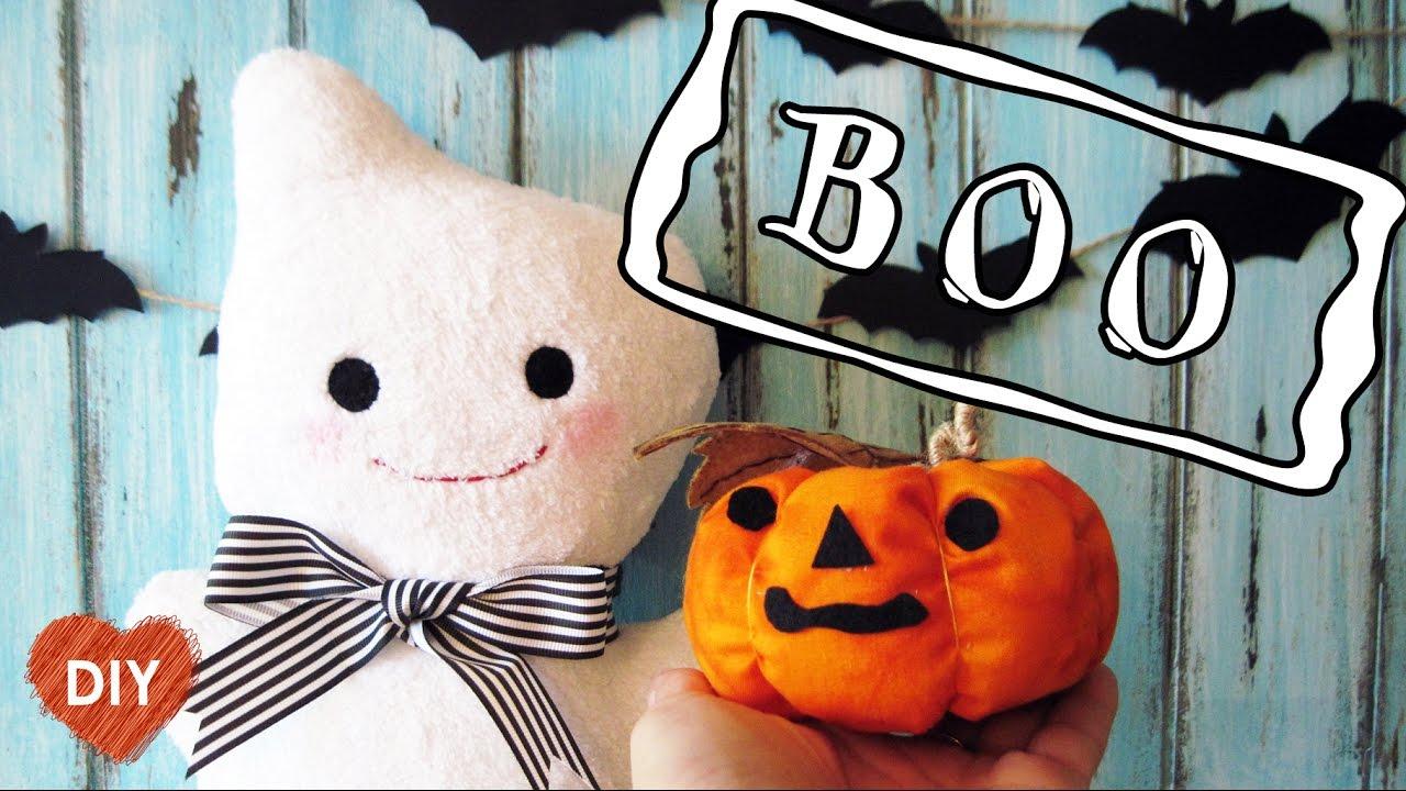 diy 3 easy room decor ideas for halloween plush cast pumpkin bat decor youtube - Halloween Room Decor