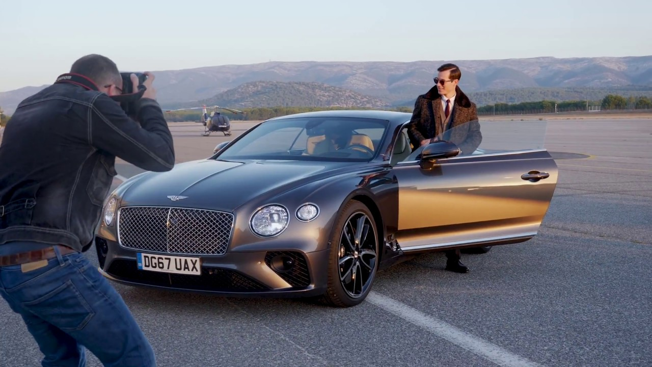 2018 New Bentley Continental Gt Travel Lifestyle