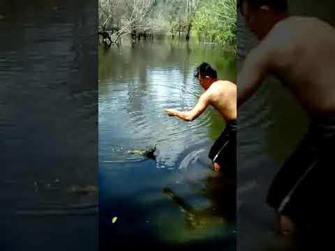 Pesca em Porto Grande