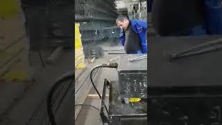 работа в Польше, сварка арматуры