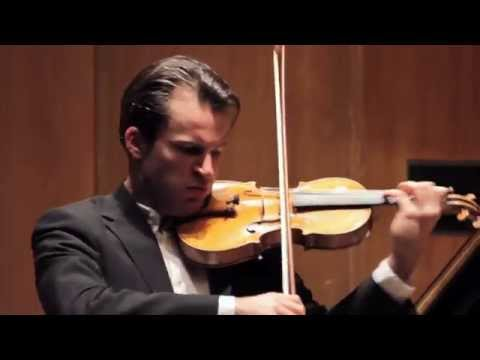Daniel Röhn - Wieniawski Polonaise in D Op.4 - Southbank Centre London