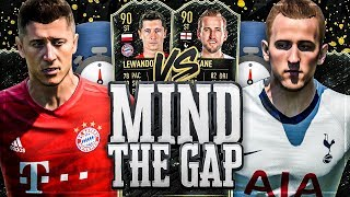 FIFA 20: LEWANDOWSKI IF vs KANE IF Mind the Gap ⭐🌪️💪
