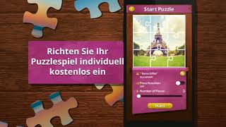 Jigsaw Puzzles Real - Android Mobile Game (DE)