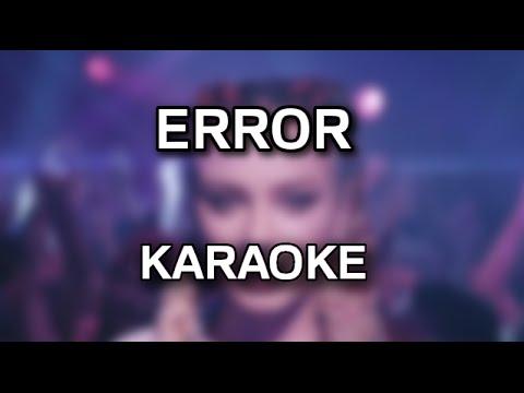 Natalia Nykiel - Error [karaoke/instrumental] - Polinstrumentalista